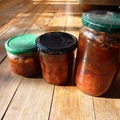 Butternut and quince chutney