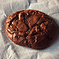 The best outrageous chocolate cookies !