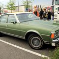 Chevrolet caprice classic 4door sedan de 1979 (Rencard du Burger King) 01