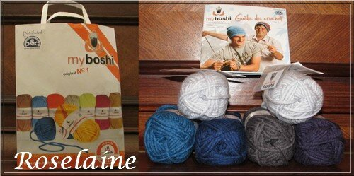 Roselaine012 My Boshi