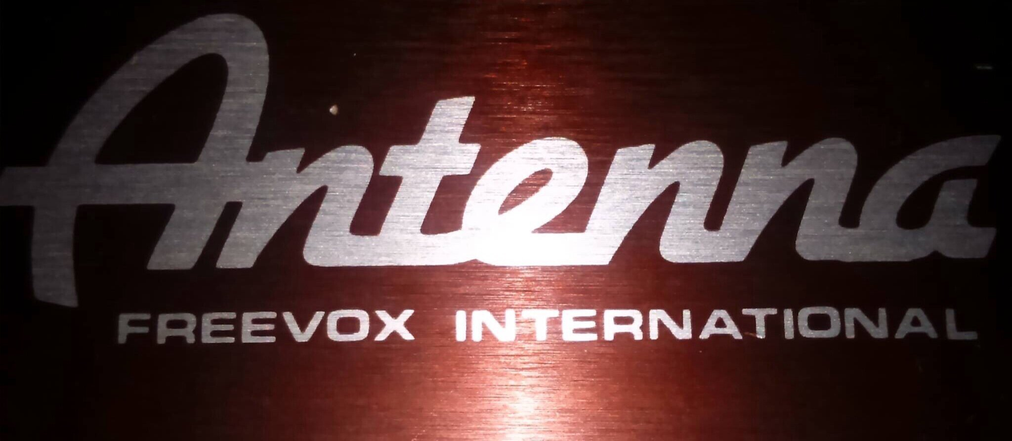 logo freevox : ANTENNA