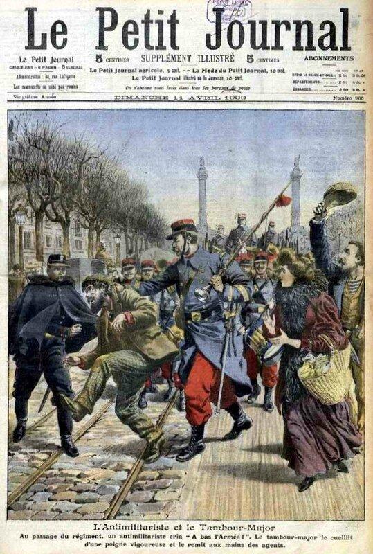 Le Petit Journal fanatiques