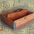 Une caisse à outils