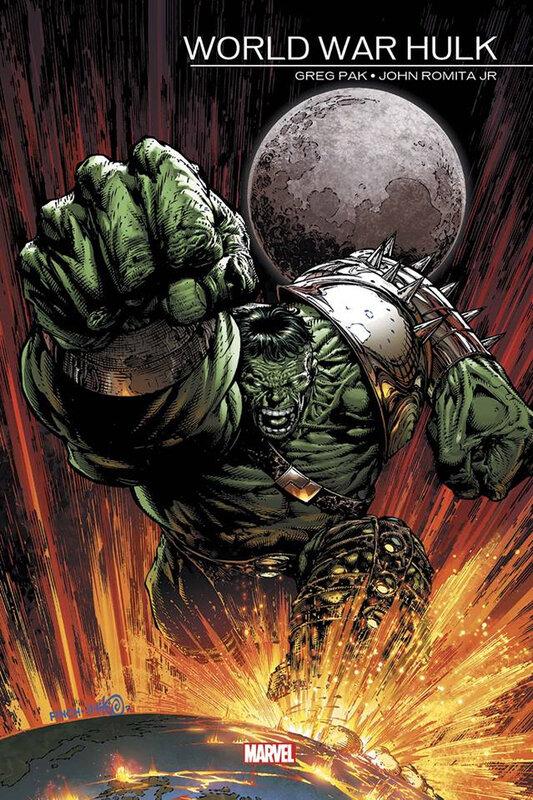 marvel events world war hulk