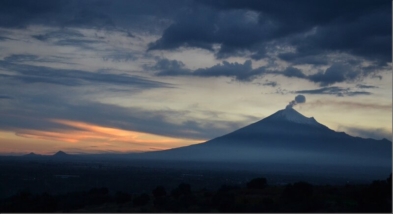 Popocatepetl (5400m)