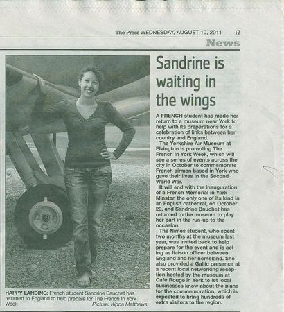 sandrine_newspaper