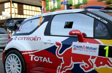 Citroen DS3 WRC (Loeb - Elena)(Rallye de France 2011) 02