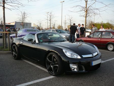 OPEL GT roadster Offenbourg (1)