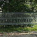 musee archeologique Argentomagus