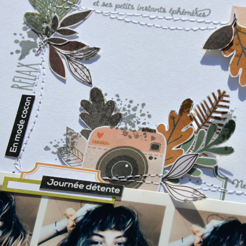 page - happy fall - detail #1- collection So Fall- claire scrap at home- sokai