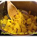 Purée/compote de mangue maison