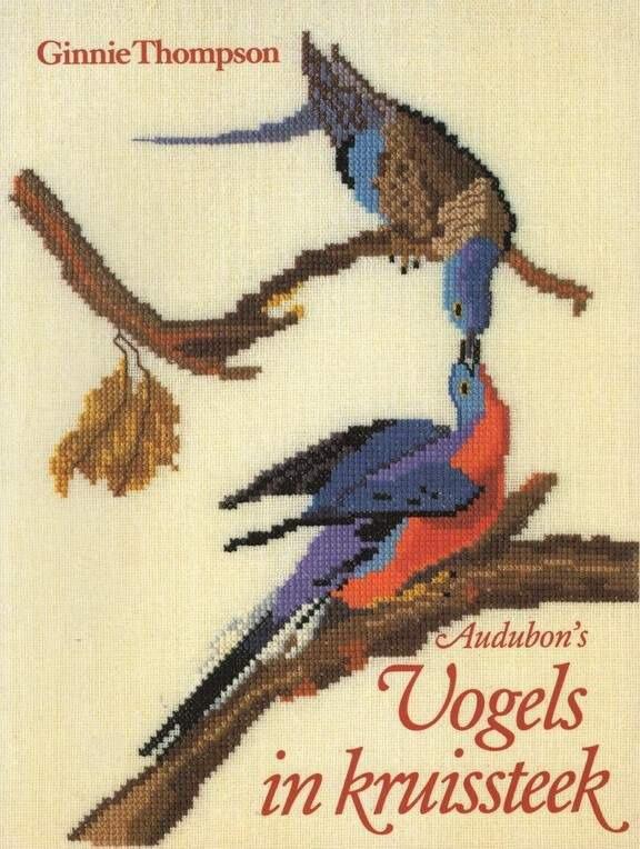 Boek-Vogels-in-kruissteek