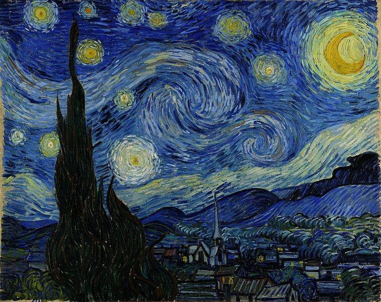 19 la-nuit-etoilee-Van_Gogh