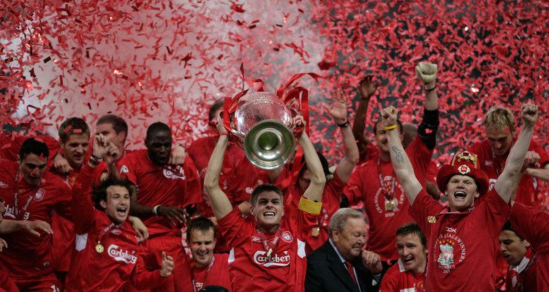 Liverpool-Istanbul