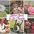 Atelier floral, à vos agendas !