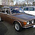 Volvo 144 grand luxe 1973-1974