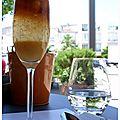 Dessert Champagne