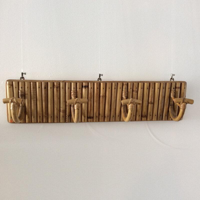 porte manteau bambou atelier darblay le meuble d 39 c t. Black Bedroom Furniture Sets. Home Design Ideas