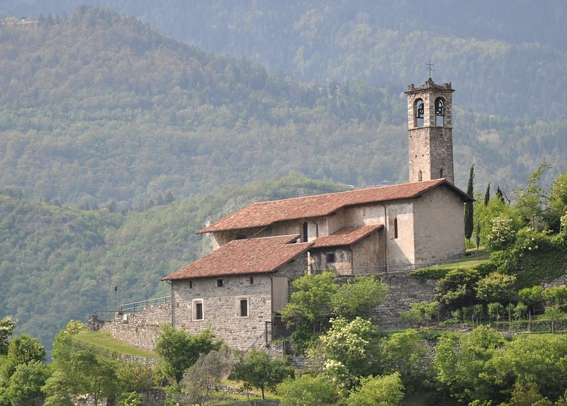 BERZO INFERIORE (san lorenzo)