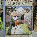 Bécassine alpiniste, 1923 ed. semaine de suzette