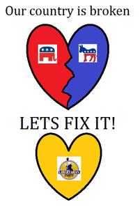 libertarian poster