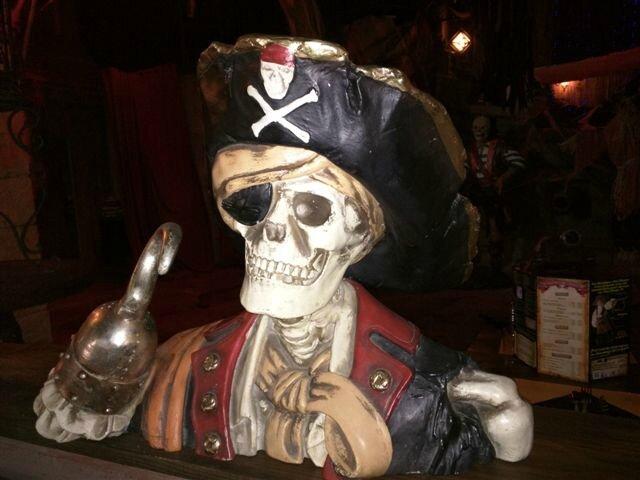 Repère des pirates ©Kid Friendly
