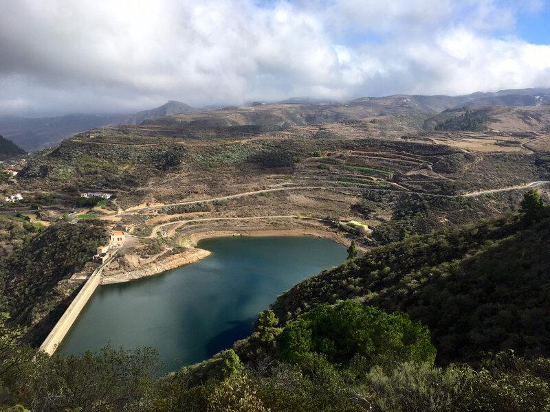 Barrage de Lugarejos