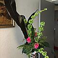 Dernier cours art floral