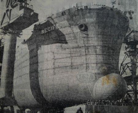 3a) Normed Dunkerque lancement de navire
