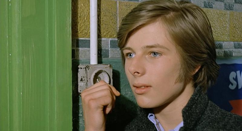 John Moulder-Brown - Deep End (1970) young