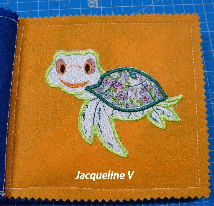 tortue de Jacqueline V