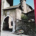 Conflans - porte de Savoie