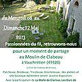 Moulin de clabeau à vauchrétien (49)