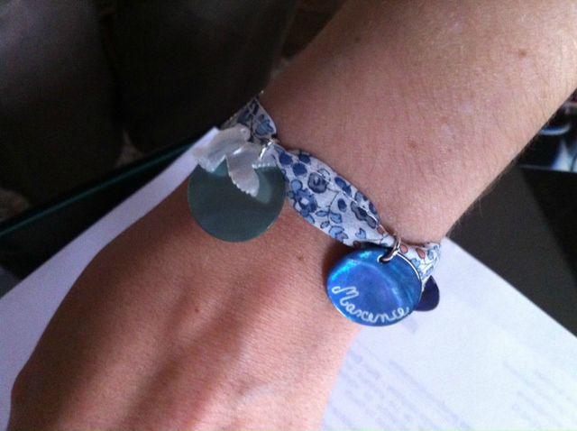 Le bracelet d'Anne (1)
