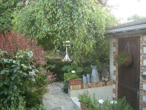 Petit recoin du jardin