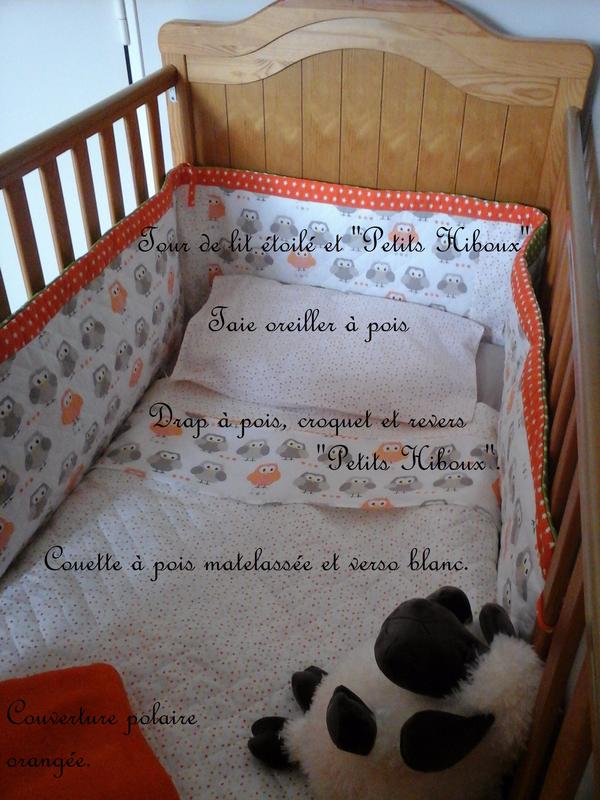 parure lit bébé petit hibou (1)