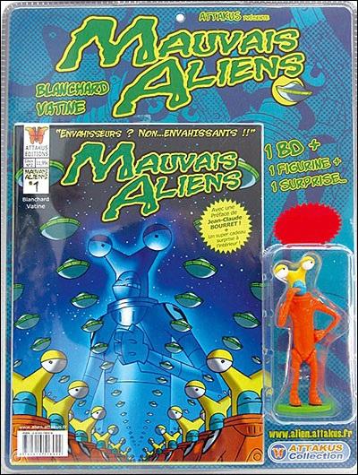 Magazine Mauvais Aliens