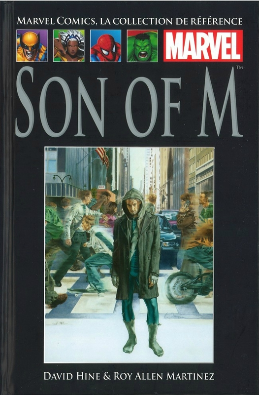 hachette 063 son of M