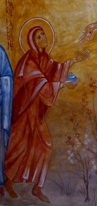 Le tombeau vide, Jésus apparaît à Marie-Madeleine