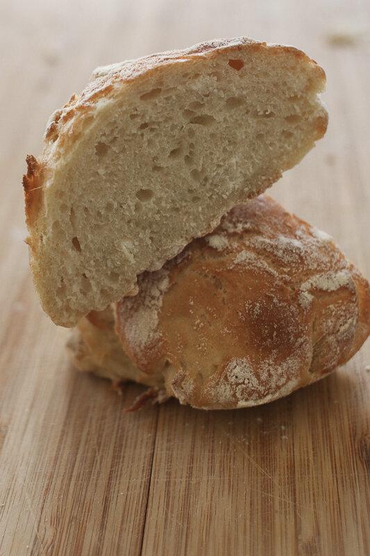 petits pains sans petrissage-3
