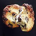 Cookie moelleux 100% chrono : vegan et sans féculent [goûter chrononutrition]