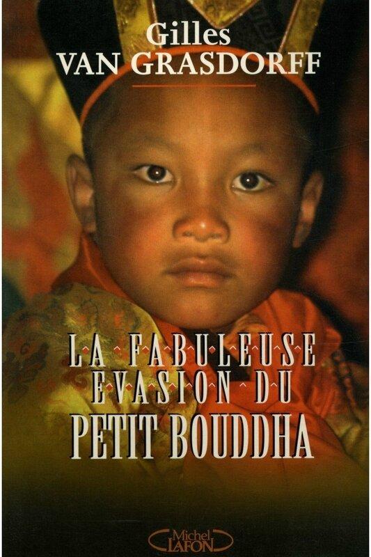 2017 06 la fabuleuse évasion du petit Bouddha