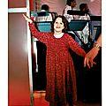 Helene en 1997 présente aux repetitions