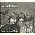 Au revoir simone - lundi 24 mai 2010 - ramdall music live (madrid)