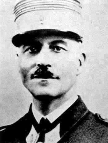 Colonel MICHON Saumur