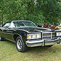 PONTIAC Grand Ville Brougham 2door convertible 1975 Madine (1)