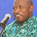 Prof andré mbata parle du « grand soir » du régime et du « triangle du glissement » ministère de l'intérieur-ceni-cour constitut