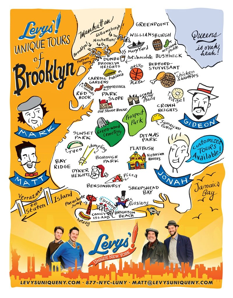 Brooklyn-Foodie-Map