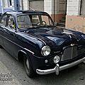 Ford zephyr six saloon 1951-1956