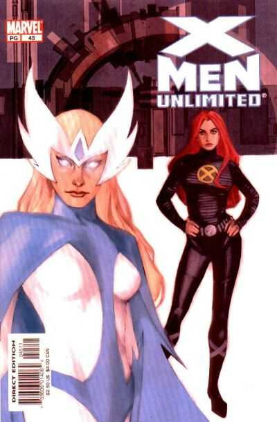 x-men unlimited 1993 45